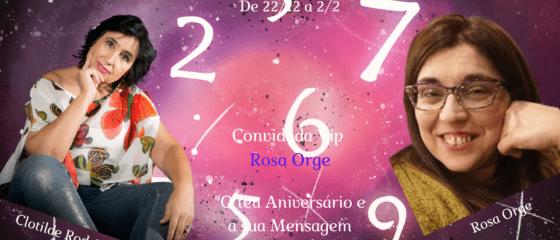 Conversa com Rosa Orge