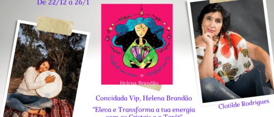Conversas com Alma Helena Brandao