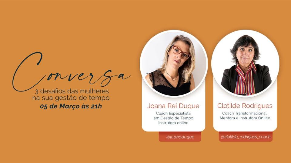 Conversas com Joana Duque